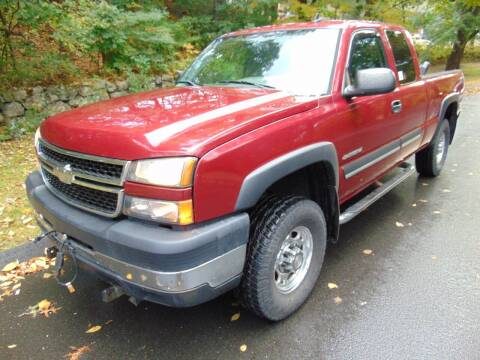 2006 Chevrolet Silverado 2500HD for sale at LA Motors in Waterbury CT