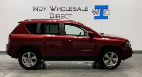 2014 Jeep Compass for sale at Indy Wholesale Direct in Carmel IN