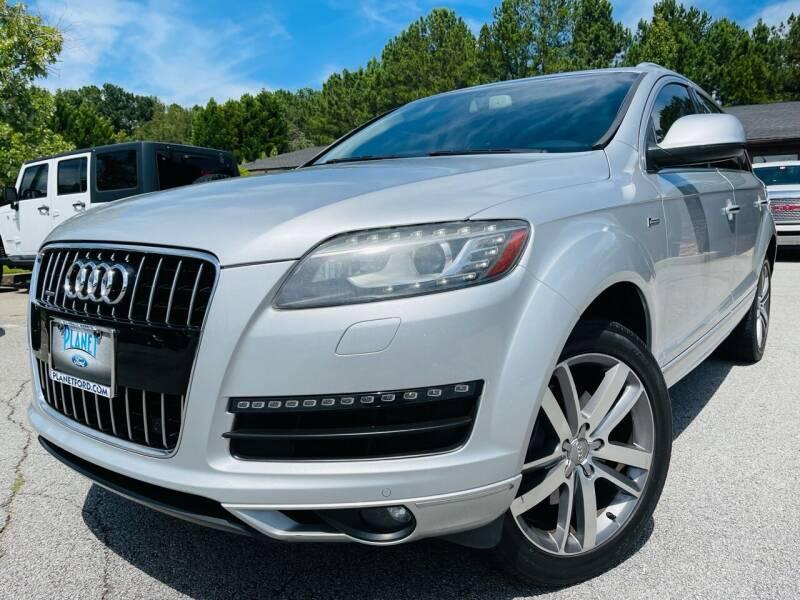 2014 Audi Q7 for sale at Classic Luxury Motors in Buford GA