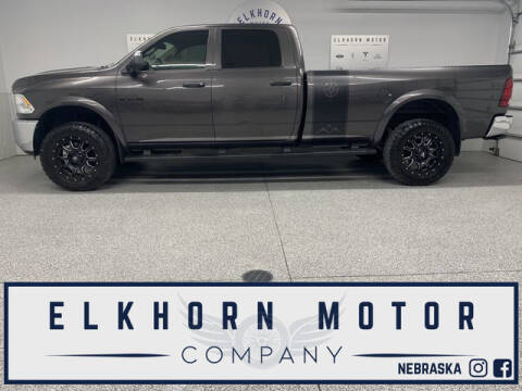 2016 RAM Ram Pickup 2500 for sale at Elkhorn Motor Company in Waterloo NE