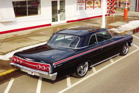 1962 Chevrolet Impala for sale at Pro Muscle Car Inc in Geneva OH