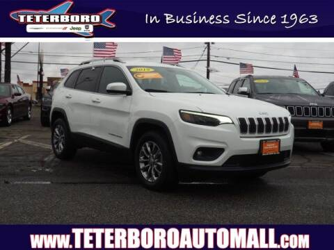 2019 Jeep Cherokee for sale at TETERBORO CHRYSLER JEEP in Little Ferry NJ