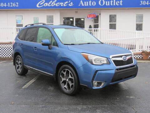 2015 Subaru Forester for sale at Colbert's Auto Outlet in Hickory NC