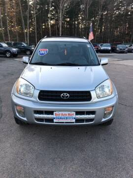 2003 Toyota RAV4 for sale at Best Auto Mart in Weymouth MA