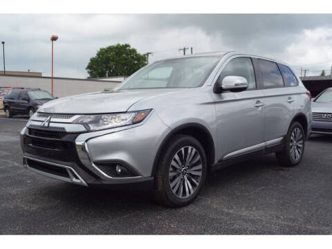 2020 Mitsubishi Outlander for sale at Credit Connection Sales in Fort Worth TX