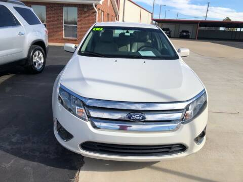 2011 Ford Fusion for sale at Moore Imports Auto in Moore OK