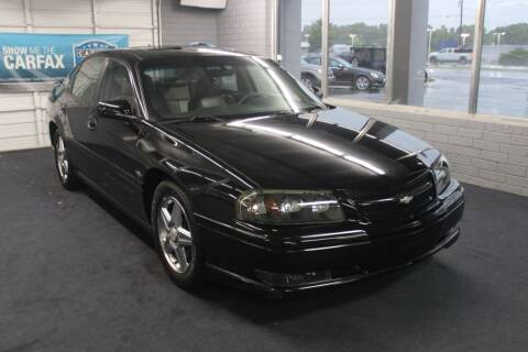 2004 Chevrolet Impala for sale at Drive Auto Sales in Matthews NC