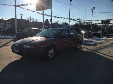 2000 Saturn S-Series for sale at Dino Auto Sales in Omaha NE