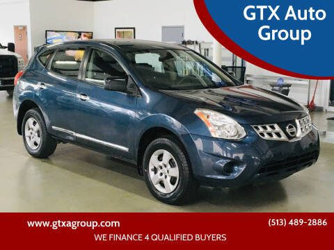 2013 Nissan Rogue for sale at GTX Auto Group in West Chester OH