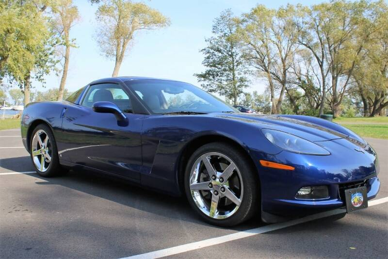 2007 Chevrolet Corvette for sale at Great Lakes Classic Cars & Detail Shop in Hilton NY