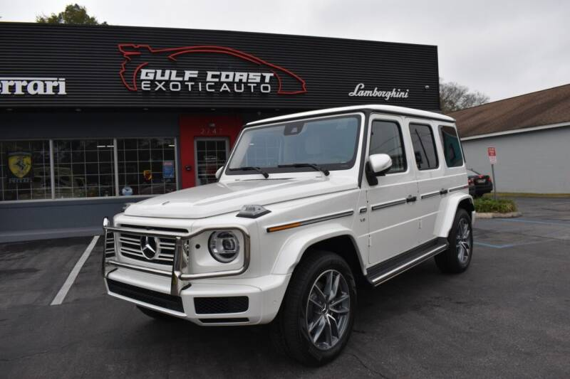 2021 Mercedes-Benz G-Class for sale at Gulf Coast Exotic Auto in Biloxi MS