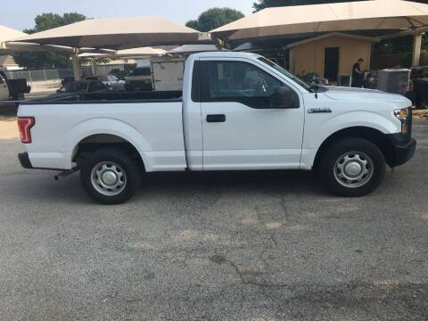2016 Ford F-150 for sale at A ASSOCIATED VEHICLE SALES in Weatherford TX