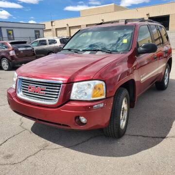 2006 GMC Envoy for sale at TJ Motors in Las Vegas NV