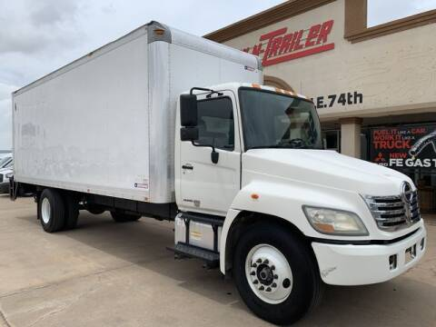 2009 Hino 268 for sale at TRUCK N TRAILER in Oklahoma City OK