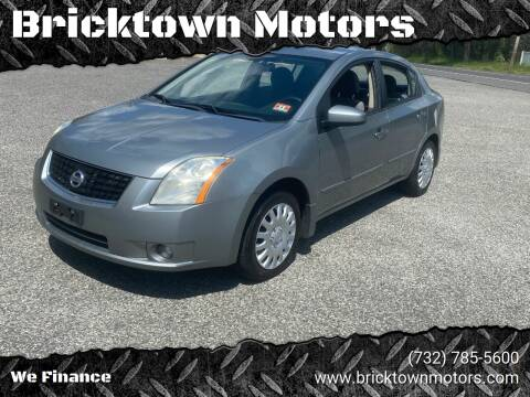 2009 Nissan Sentra for sale at Bricktown Motors in Brick NJ