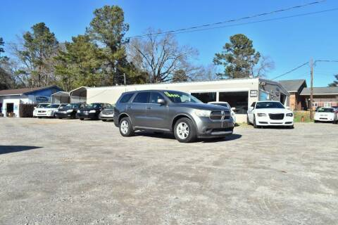 2011 Dodge Durango for sale at Barrett Auto Sales in North Augusta SC