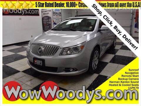 2011 Buick LaCrosse for sale at WOODY'S AUTOMOTIVE GROUP in Chillicothe MO
