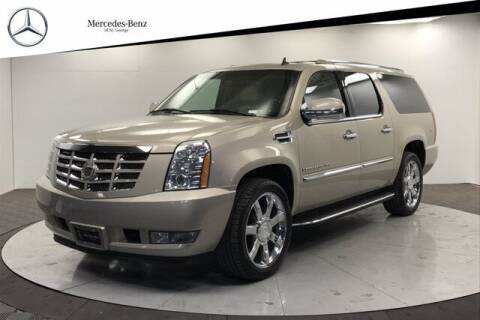 2007 Cadillac Escalade ESV for sale at Stephen Wade Pre-Owned Supercenter in Saint George UT