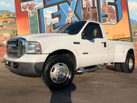 2005 Ford F-350 Super Duty for sale at Sparks Autoplex Inc. in Fort Worth TX