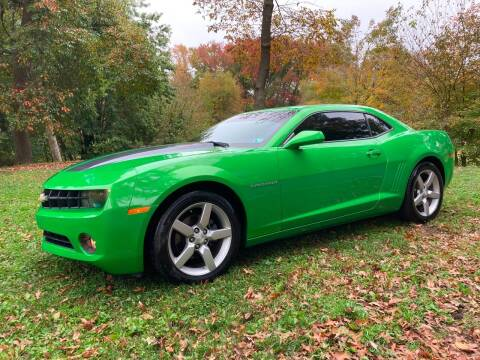 2010 Chevrolet Camaro for sale at Michaels Used Cars Inc. in East Lansdowne PA