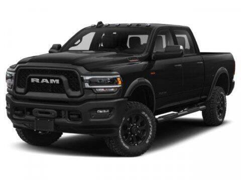 2021 RAM Ram Pickup 2500 for sale at SCOTT EVANS CHRYSLER DODGE in Carrollton GA