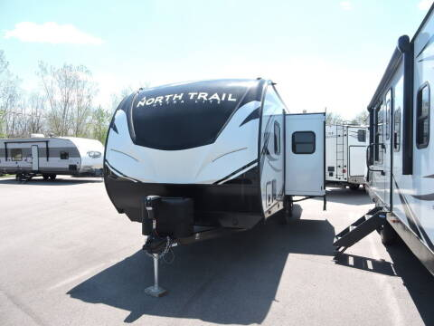2021 Heartland North Trail Ultra-Lite 24BHS