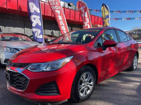 2019 Chevrolet Cruze for sale at Duke City Auto LLC in Gallup NM