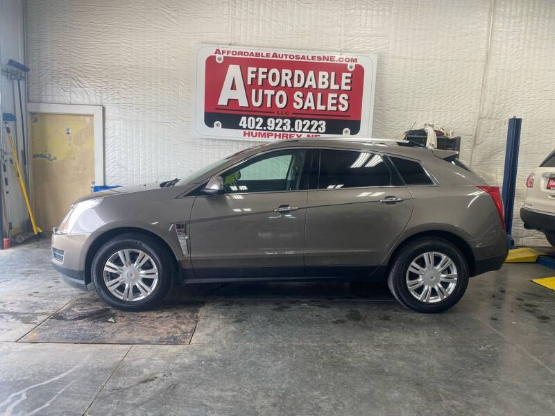 2011 Cadillac SRX for sale at Affordable Auto Sales in Humphrey NE