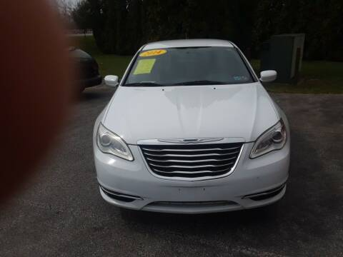 2014 Chrysler 200 for sale at Dun Rite Car Sales in Downingtown PA
