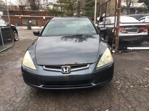 2003 Honda Accord for sale at Six Brothers Auto Sales in Youngstown OH