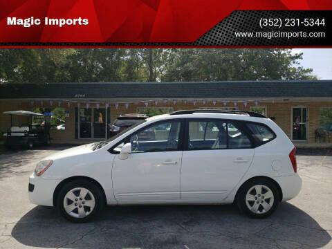 2009 Kia Rondo for sale at Magic Imports in Melrose FL