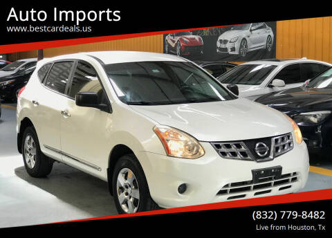 2011 Nissan Rogue for sale at Auto Imports in Houston TX