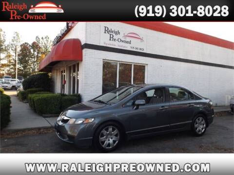 2010 Honda Civic for sale at Raleigh Pre-Owned in Raleigh NC