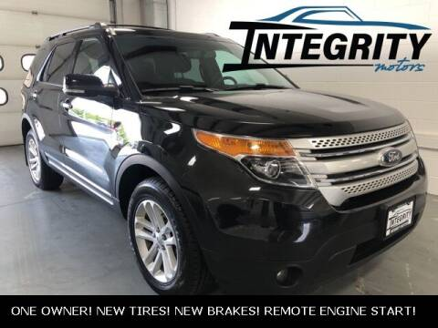2015 Ford Explorer for sale at Integrity Motors, Inc. in Fond Du Lac WI