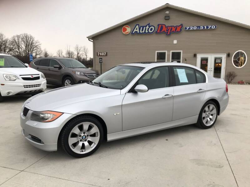 2006 BMW 3 Series for sale at The Auto Depot in Mount Morris MI