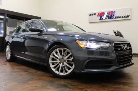 2012 Audi A6 for sale at Driveline LLC in Jacksonville FL
