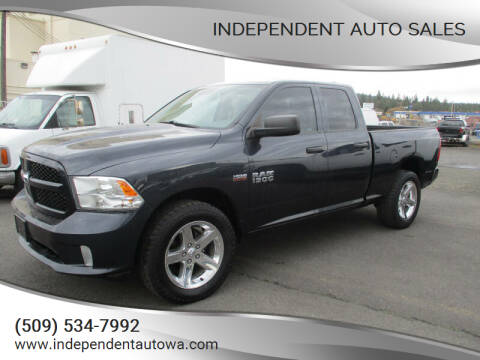 2013 RAM Ram Pickup 1500 for sale at Independent Auto Sales #2 in Spokane WA