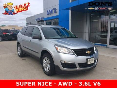 2014 Chevrolet Traverse for sale at DON'S CHEVY, BUICK-GMC & CADILLAC in Wauseon OH
