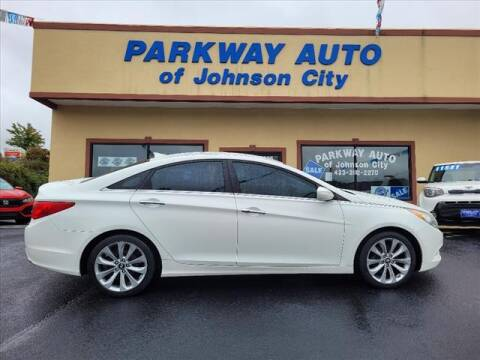 2012 Hyundai Sonata for sale at PARKWAY AUTO SALES OF BRISTOL - PARKWAY AUTO JOHNSON CITY in Johnson City TN