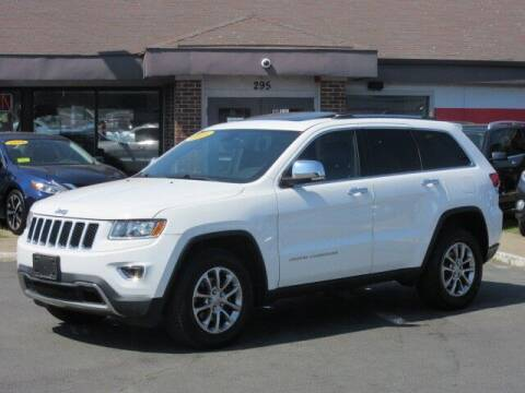2015 Jeep Grand Cherokee for sale at Lynnway Auto Sales Inc in Lynn MA
