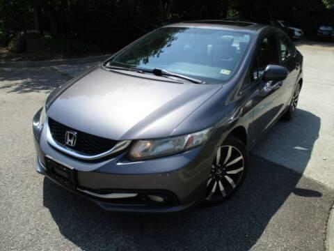 2014 Honda Civic for sale at Elite Auto Wholesale in Midlothian VA