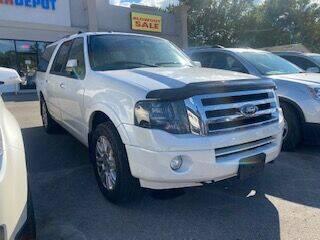 2013 Ford Expedition EL for sale at Car Depot in Detroit MI