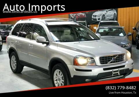 2008 Volvo XC90 for sale at Auto Imports in Houston TX