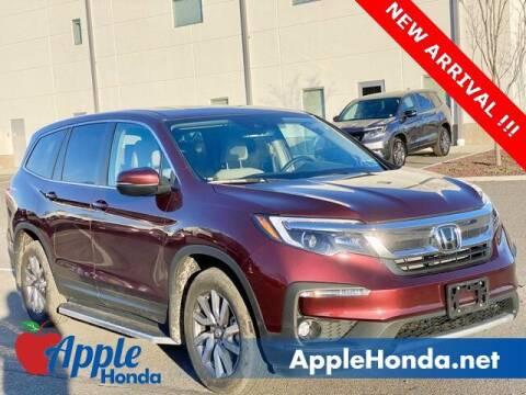 2020 Honda Pilot for sale at APPLE HONDA in Riverhead NY