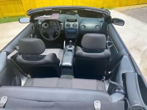 2005 Mitsubishi Eclipse Spyder for sale at Nash's Auto Sales Used Car Dealer in Milton FL