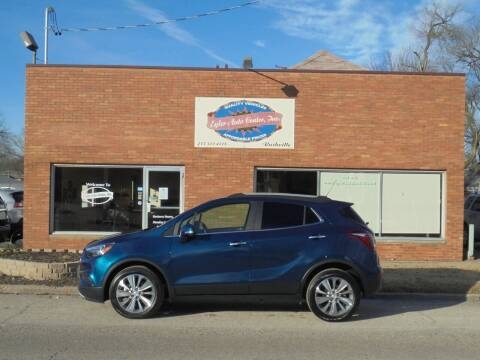 2019 Buick Encore for sale at Eyler Auto Center Inc. in Rushville IL