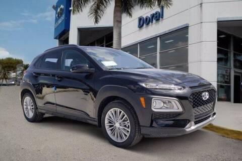 2020 Hyundai Kona for sale at DORAL HYUNDAI in Doral FL