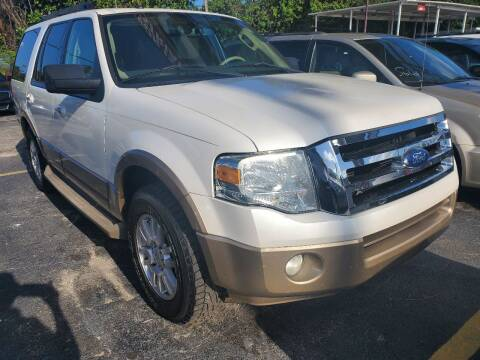 2011 Ford Expedition for sale at America Auto Wholesale Inc in Miami FL