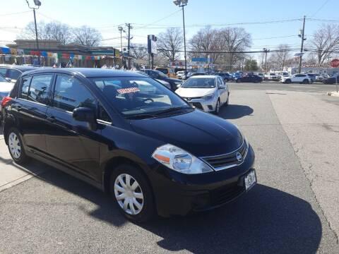 2011 Nissan Versa for sale at K & S Motors Corp in Linden NJ