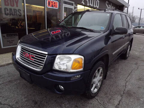 2007 GMC Envoy for sale at Arko Auto Sales in Eastlake OH